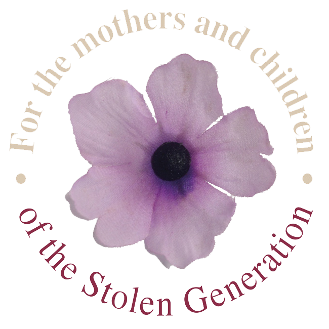 KSGAC Stolen Generation Flower- often called the National Sorry Day flower