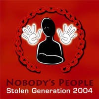 Nobody's People CD